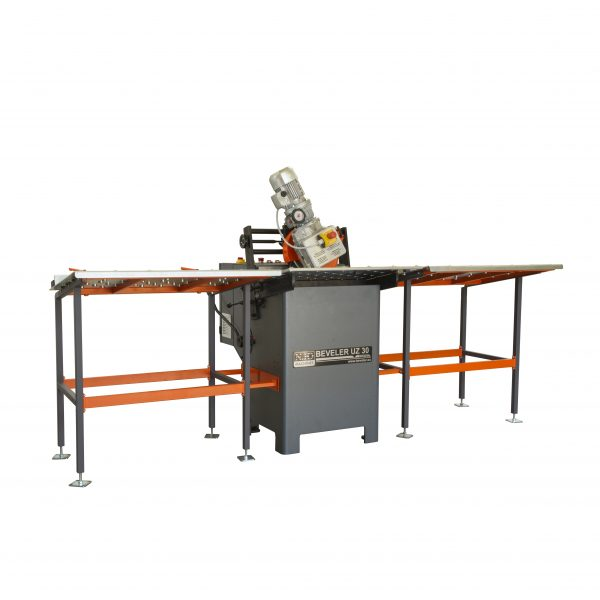 Masina stationara de sanfrenat table si profile UZ30 EXPRESS – 2