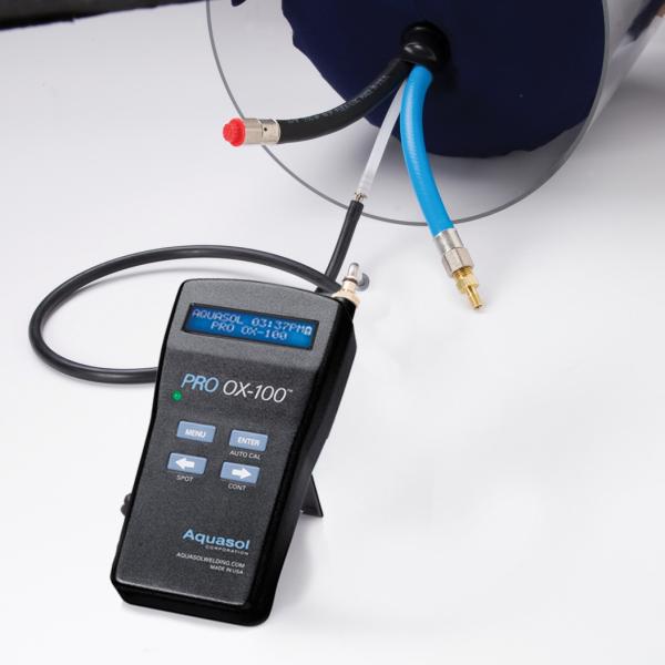 PRO OX-100 monitor de oxigen 3