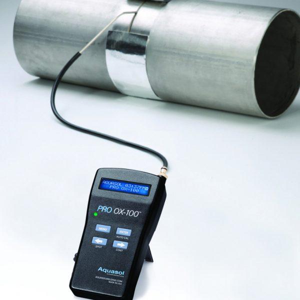 PRO OX-100 monitor de oxigen 4
