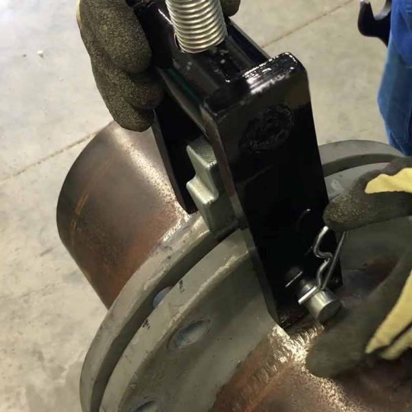 despartitor de flanse mecanic 3