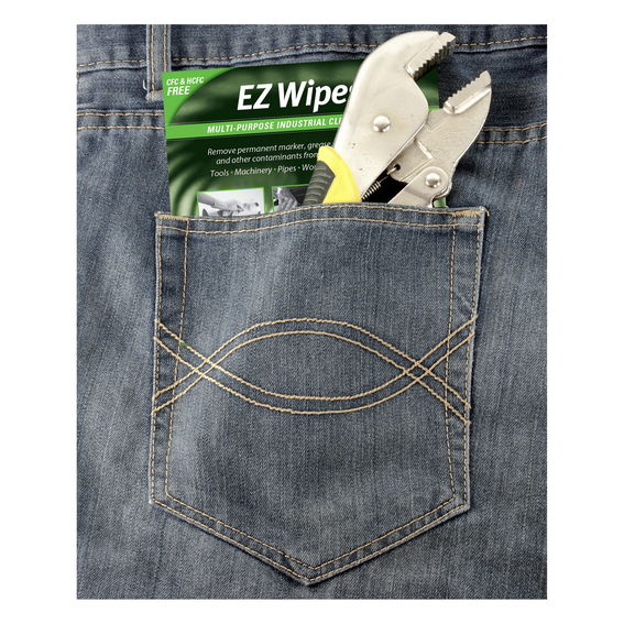 EZ Wipes – servetele umede 6